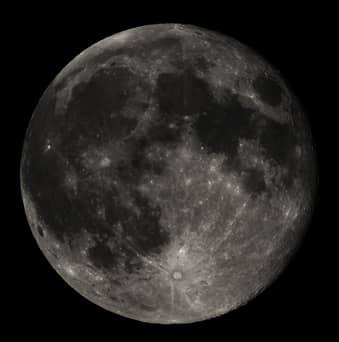 新月パワー