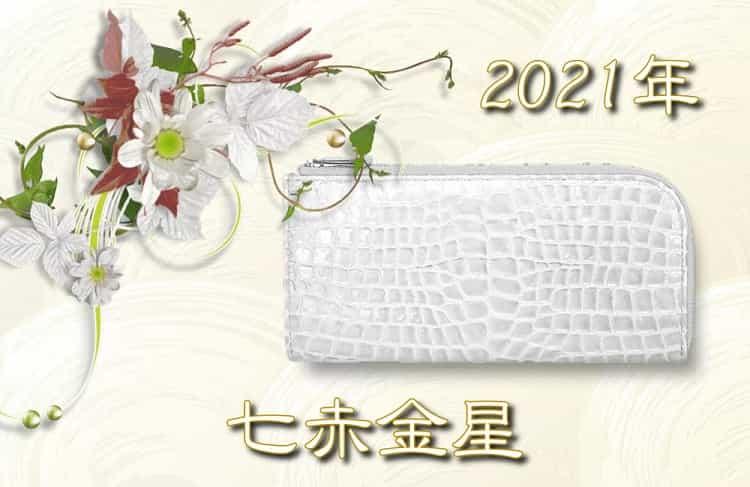七星金星 2021年の金運アップ財布の色と形と使い始め